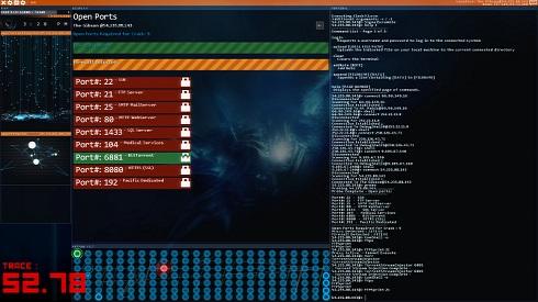 hacknet ハックネット ハッカー