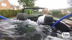車 お風呂 バーベキュー 発明