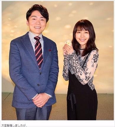 ひよっこ 有村架純 高瀬耕造 高瀬アナ Instagram あさいち 有働由美子 いのっち おはよう日本