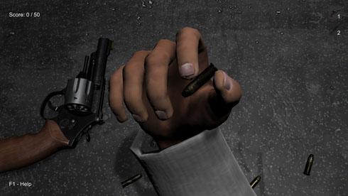 珍ゲー Hand Simulator