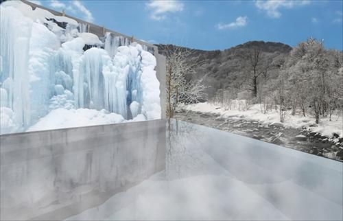 奥入瀬渓流ホテル・氷瀑の湯