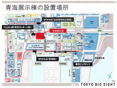 東京ビッグサイト 東京五輪 オリンピック 2020 会場 問題 都 知事 経緯