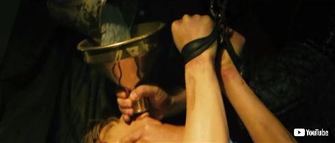 「HiGH&LOW」新予告編、生コンクリートを使った拷問にファン騒然 専門家「生コンは粘膜に強い刺激」