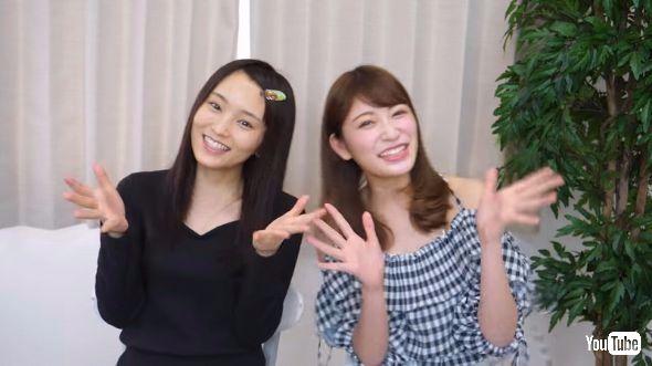 山本彩 さや姉 メイク 吉田朱里 アカリンの女子力動画 YouTube 化粧品 コスメ