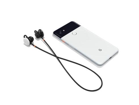 Google Pixel Buds スマートイヤフォン