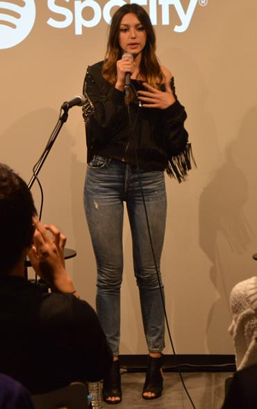 CelineFarach(セリーヌ・ファラク)さん来日イベント