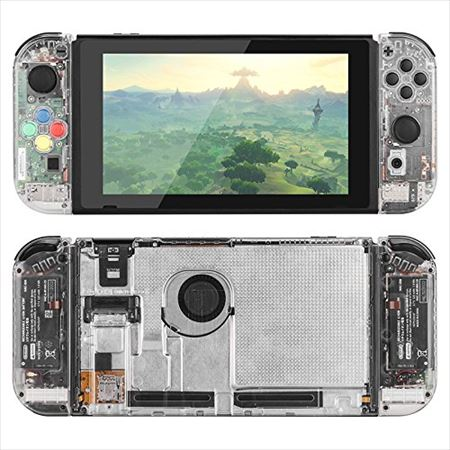 Nintendo Switch スケルトン