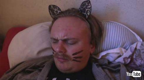 猫 午前3時 擬人化 YouTube