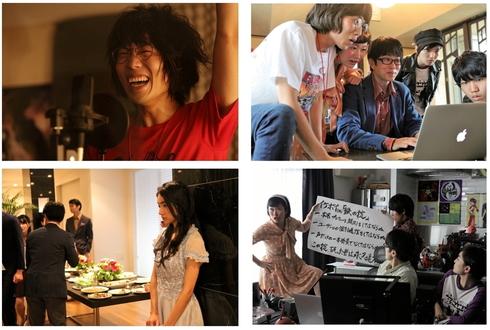 「#声だけ天使」は、声優を目指す若者たちの青春群像劇