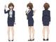 アニメ「だがしかし2」は2018年1月放送開始! 新キャラ・尾張ハジメ役は赤崎千夏に