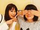 """桐谷美玲、""""すっぴん""""のブルゾンちえみと偶然再会 久々の2ショットにファン「仲良し」「2人とも大好き」"""