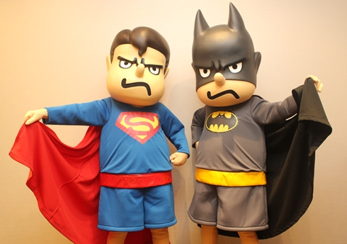 「DCスーパーヒーローズ vs 鷹の爪団」 アナベル 死霊人形の誕生