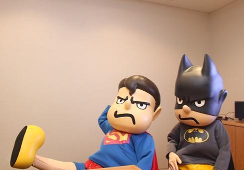 「DCスーパーヒーローズ vs 鷹の爪団」VS「アナベル 死霊人形の誕生」