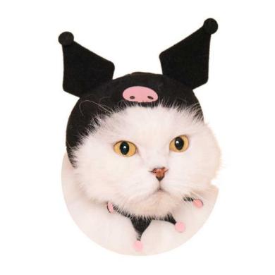 奇譚クラブ ねこのかぶりもの サンリオ キティ