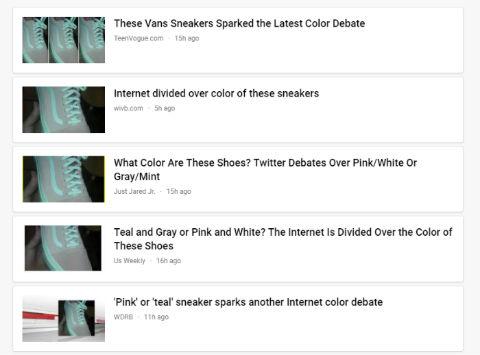 スニーカー 白ピンク 青緑グレー