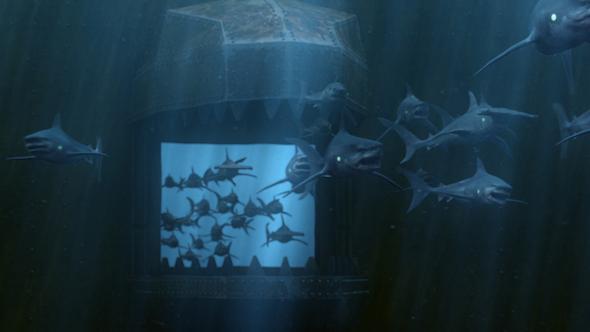 鮫の惑星 サメ映画 アサイラム アルバトロス