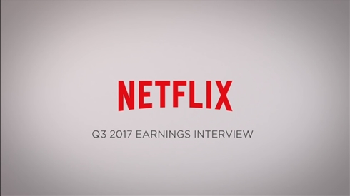 Netflix2018年度にオリジナルアニメ30作、映画80作を予定 予算は約9000億円
