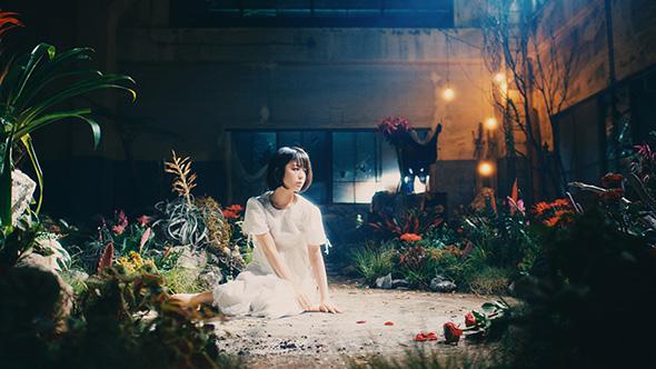 Aimer 花の唄 MV 浜辺美波