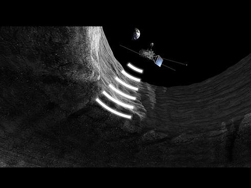 JAXA 地下空洞 かぐや