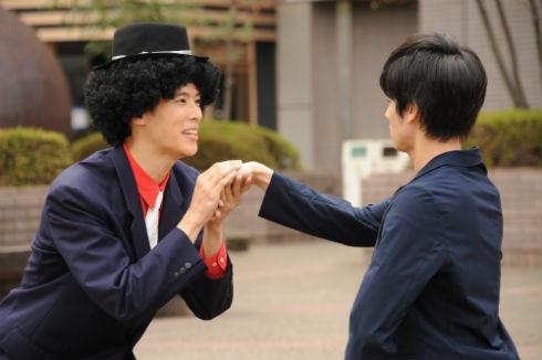 仮面ライダー 御成役の柳喬之さん