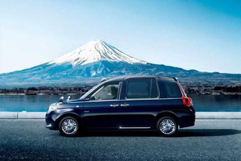 JPN TAXI トヨタ 新型車 タクシー