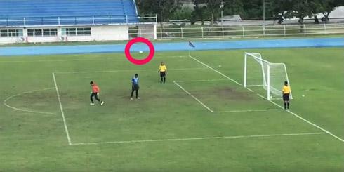 サッカー PK ミラクルシュート
