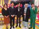 稲垣吾郎、「5時に夢中!」共演者と笑顔で記念写真 ふかわりょうも胸をなで下ろす