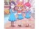 矢立肇の孫がまさかの美少女キャラクター化 マンガでサンライズ名作を紹介、第1回は「クロスアンジュ」