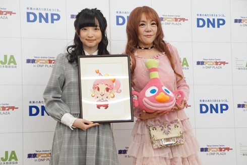 アニメセンター キンプリ タツノコ
