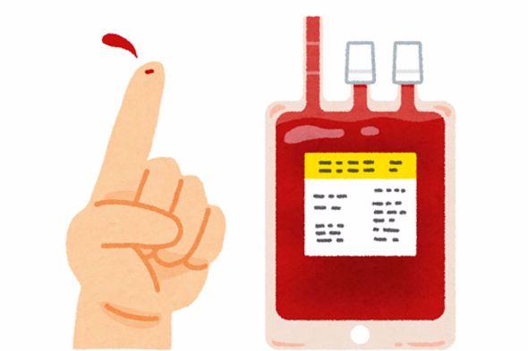 献血後に赤十字血液センターから電話がありました …