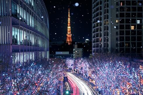 イルミネーション 東京
