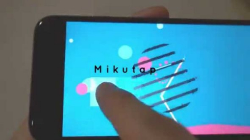 Mikutap 初音ミク ウェブコンテンツ 音楽