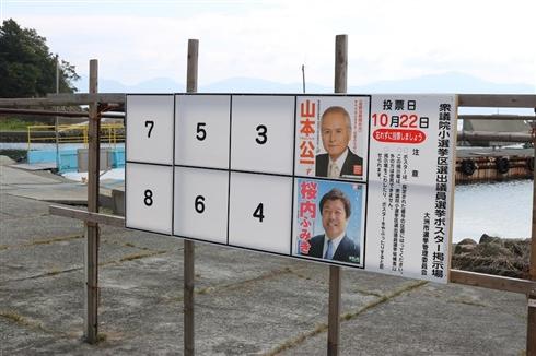 「猫の島」台風で衆院選投票できず 13日連続欠航で人間の食料が不足する事態に