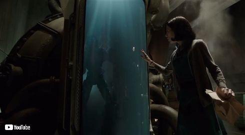 ギレルモ・デル・トロ監督新作「シェイプ・オブ・ウォーター」18年3月公開決定 半魚人との幻想的なラブストーリー