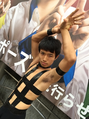 渋谷 ハロウィン ハロウィーン ねとらぼ 取材 仮装 センター街