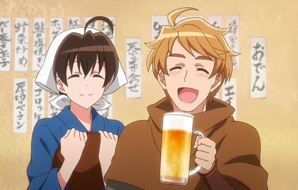 異世界居酒屋のぶ アニメ