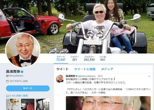 高須クリニック 高須克弥 スポンサー サザエさん 東芝 撤退