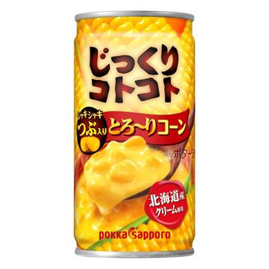 缶入りスープ 変色 じっくりコトコト