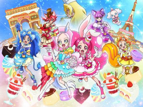 映画キラキラ☆プリキュアアラモード パリっと!想い出のミルフィーユ!