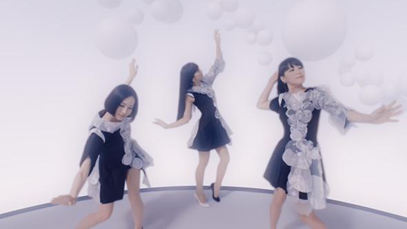 Perfume 初 Everyday 全方位 VR MV