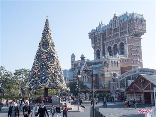 東京ディズニーシー クリスマス