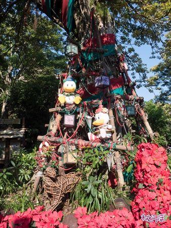 東京ディズニーシー クリスマスツリー