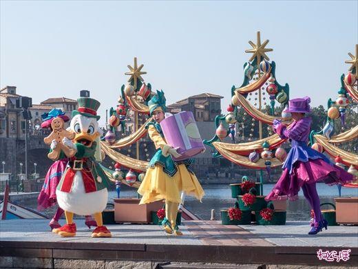 東京ディズニーシー パーフェクト・クリスマス