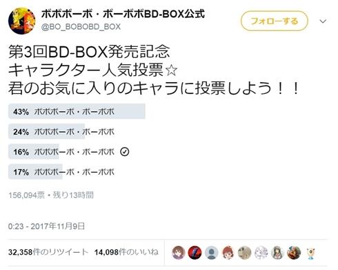 「ボボボーボ・ボーボボ」公式Twitterでキャラ人気投票を実施 選択肢はボーボボかボーボボかボーボボかボーボボ