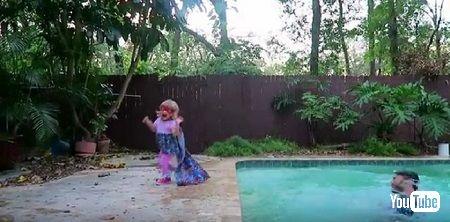 パパと娘 動画
