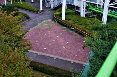 サンダーコースター 引退 アート 那須ハイランドパーク クラウドファンディング