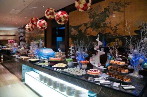 チョコミント チョコレートファウンテン ヒルトン東京 デザイート フェア