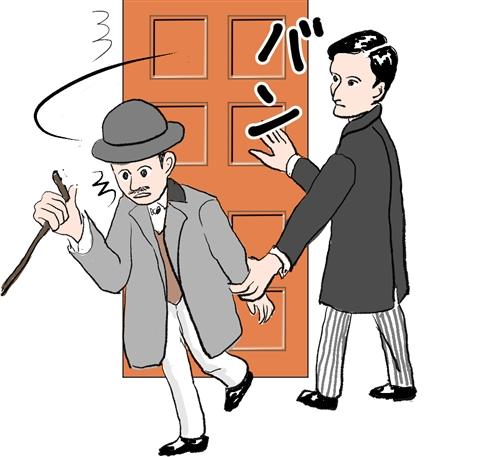 ホームズとワトソン、原作行間に秘められていた心理戦 「赤毛組合」はツンデレから始まる物語だった