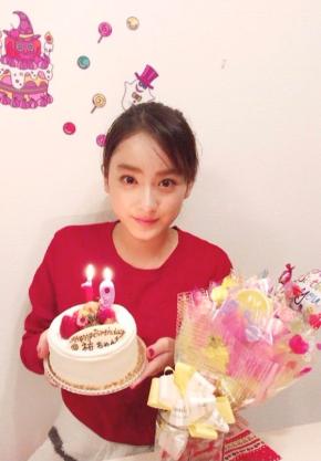 平愛梨 平祐奈 誕生日 19歳 姉妹 イタリア