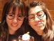 「2人は付き合ってるんですか?」 吉田沙保里、深田恭子の誕生日におそろい眼鏡で相変わらずのイチャイチャ